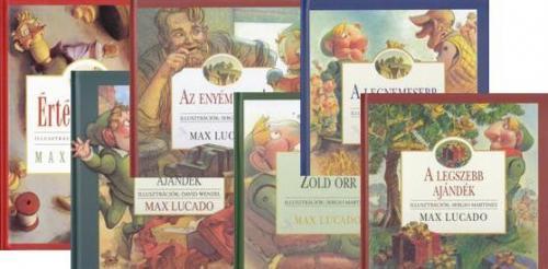 Max Lucado: A Pancsinello sorozat