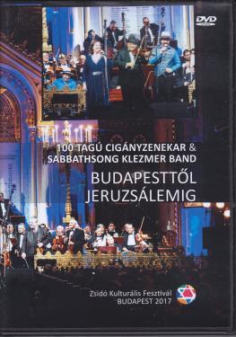 Sabbathsong: Budapesttől Jeruzsalemig DVD