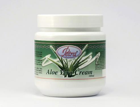 Aloe verás krém 500 ml