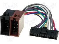 Autó-rádió csatl. PIONEER-ISO adapter ISO-6