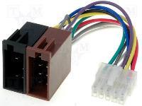 Autó-rádió csatl. PHILIPS-ISO adapter ISO-31