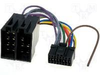 Autó-rádió csatl. PIONEER-ISO adapter ISO-68
