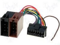 Autó-rádió csatl. PIONEER-ISO ISO-70