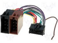 Autó-rádió csatl. PIONEER-ISO adapter ISO-116