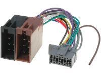 Autó-rádió csatl. PANASONIC-ISO ISO-130
