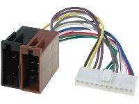 Autó-rádió csatl. PIONEER-ISO adapter ISO-7