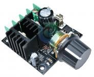 DC motor fordulatszám szabályzó