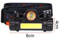Sensor XP-G Q5 fejlámpa