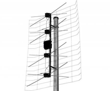 Lepke antenna digitális (DVB-T) vételhez