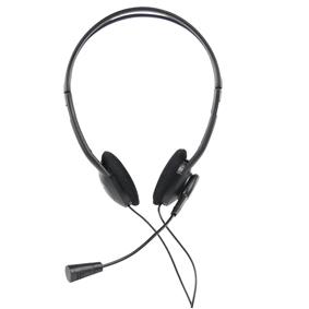 Headset hangerőszabályzóval