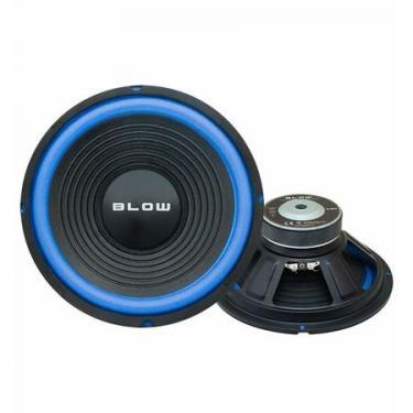 Blow B-250 basszus hangszóró, 200 W teljesítmény, 25 cm átmérő