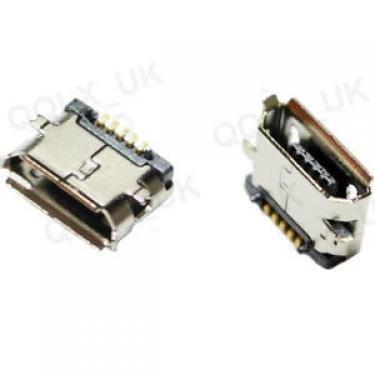 Micro USB B SMD aljzat