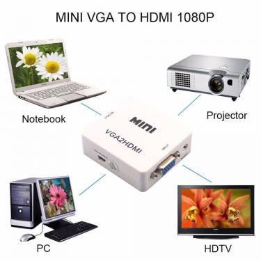 VGA HDMI adapter