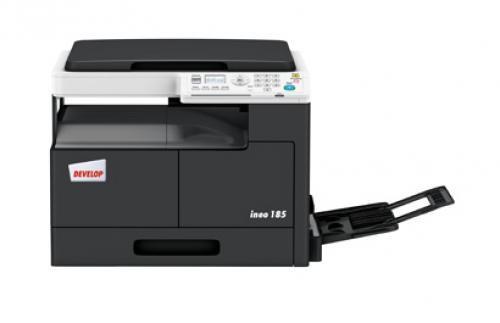 Develop ineo 185 A3-as fénymásológép ás nyomtató