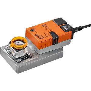 Belimo SMD230A Szuper gyors futásidejű zsalumozgató, 16 Nm, AC 100...240 V, nyit/zár, 3 pontos, 20 s, IP54