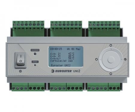 EUROSTER UNI2 hűtés-fűtés vezérlő