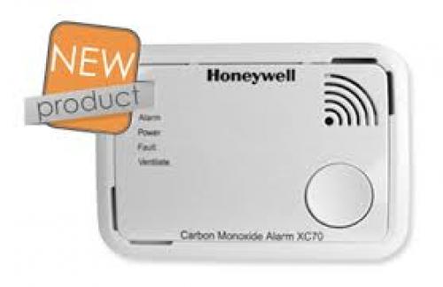 Honeywell CO szénmonoxid érzékelő XC70