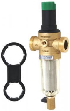 Honeywell FK06-1AA vízszűrő + nyomáscsökkentő