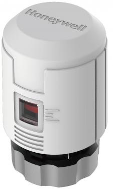 Honeywell M400-BG Termoelektromos mozgató, max. 4,5mm löket, M30 x 1,5, 230Vac, NC, 1m kábel (MT4-230-NC helyett)