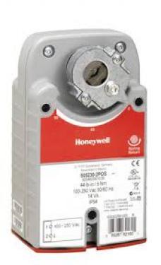 Honeywell S03230-2POS-SW1 SmartAct zsalumozgató 5év garanciával, rugóvisszatérítéssel, segédkapcsolóval 5Nm 230V AC