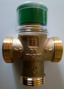 Honeywell TM200-3/4E termosztatikus HMV keverőszelep