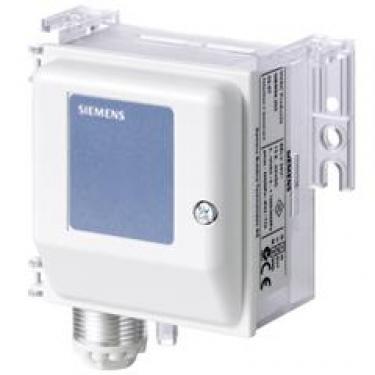 Siemens QBM2030-5 nyomáskülönbség távadó