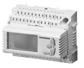 Siemens RLU220 univerzális szabályozó automatika