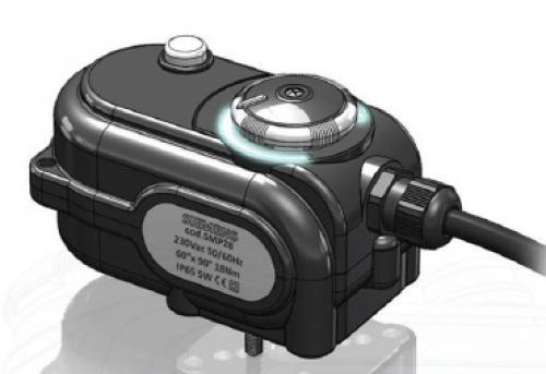 Siemens SMP28 forgatómotor