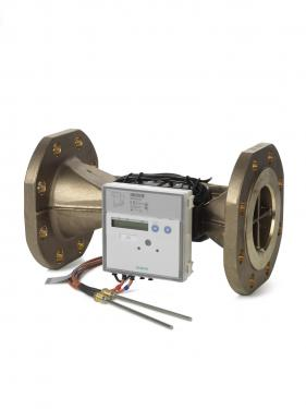 Siemens UH50-C65-00 (T550-15) Qn 15m3/h ultrahangos kompakt hőmennyiségmérő Hűtés-Fűtés alkalmazáshoz