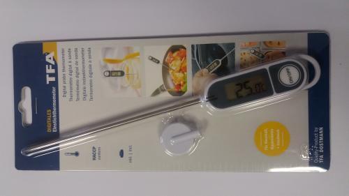 TFA digitális beszúró hőmérő