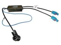 Dupla Fakra-ISO   adapter 520134/C
