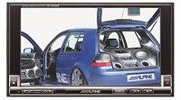 Alpine IVA-W202R Mobil média állomás