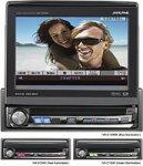 Alpine IVA-D100R DVD/CD/MP3/WMA lejátszó rádió/mobil média állomás