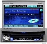 Alpine IVA-D310RB  DVD/CD/MP3/WMA lejátszó rádió/mobil média állomás