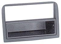 Alfa 147 autórádió beépítő keret Dupla DIN 572111/C