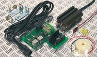 Target LT-450 Lézeres vezérlő lézerblokkoló traffipax detektor