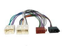 Mazda - ISO autórádió cstalakozó kábel 552042