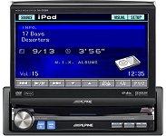 Alpine IVA-D106R Mobil média állomás