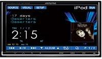 Alpine IVA-W502R 2 DIN-es mobil média állomás