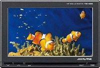 Alpine 5,8 szélesképernyős monitor TME-M680
