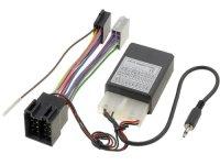 Kormánytávkapcsoló interface OPEL-CLARION összekapcsoláshoz