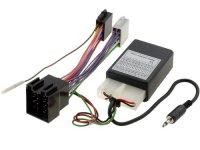 Kormánytávkapcsoló interface OPEL-JVC összekapcsoláshoz