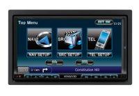 Kenwood DNX7240BT 2 DIN méretű mobil multimédiás fejegység járműnavigá
