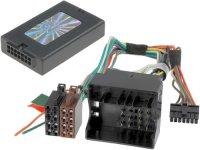 Kormánytávkapcsoló interface Opel 2005 -> CTSVX002
