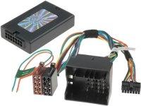 Kormánytávkapcsoló interface Peugeot 2005-> RD4/RT4 CTSPG007