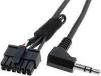 Kormánytávkapcsoló interface kábel ALPINE rádiókhoz CT-ALPINELEAD