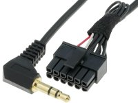 Kormánytávkapcsoló interface kábel PIONEER AV rádiókhoz CT-PIONEER2LEA