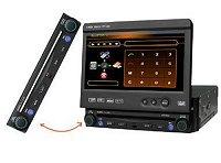 9306 1 DIN univerzális autómultimédia egység