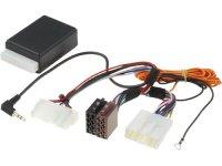Kormánytávkapcsoló interface NISSAN-SONY összekapcsoláshoz