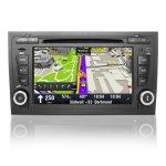 Audi A4, Seat Exeo (2009-) Navigációs multimédia (platform A)